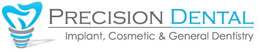 Precision Dental Logo